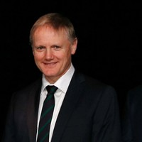 Joe Schmidt on our radar along with Gatland and Cotter, says All Blacks chief