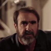 'The life of the party' - Eric Cantona praises Irish fans and sings Will Grigg song