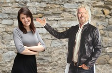 How does it feel pitching to Richard Branson? One Irish outfit is about to find out