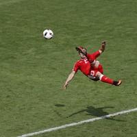 Xherdan Shaqiri just scored the best goal of Euro 2016