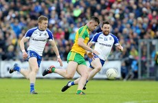 As it happened: Donegal v Monaghan, Ulster senior football semi-final