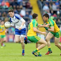McManus rescues Monaghan against Donegal to deliver Ulster semi-final replay