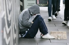 Dramatic increase in number of people sleeping rough in Dublin