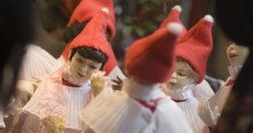 In pictures: The 100 figurines of Christmas Street