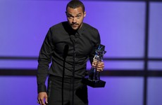 """We're going to have equal rights"": Grey's Anatomy actor gives impassioned speech on racism"