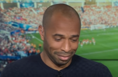 Thierry Henry was on BBC last night and had the mick taken out of him over THAT incident