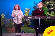 A young Cavan singer was on BBC's Glastonbury coverage and blew everyone away