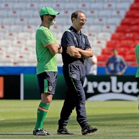 Martin O'Neill insists he's not going anywhere and wants Roy Keane to stay on too
