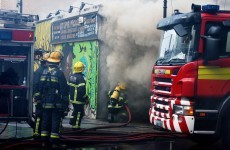 Firefighters suspended as Roscommon requests Defence Forces assistance