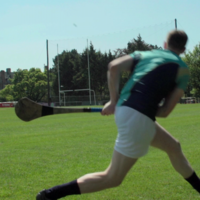 Watch Austin Gleeson execute the perfect sideline cut