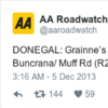 15 traffic updates that could only happen in Ireland