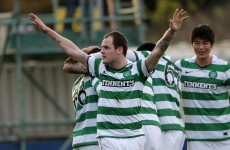 Irish Eye: Another Stokes double as Celtic close the gap