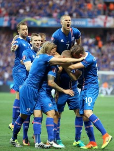 The dream continues for Iceland as they stun England to book quarter-final spot
