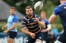 Scarlets sign 24-year-old Irish lock Tadhg Beirne from Leinster