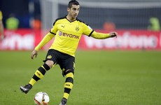 Borussia Dortmund attacker set to become Jose Mourinho's second signing at Man United
