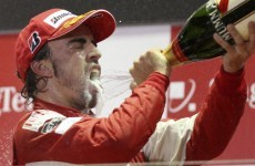 Hamilton under pressure as Alonso takes Singapore