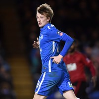 After a superb debut season in England, there's more good news for Chris Forrester