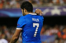 Hulk arrives in China to sign €55 million deal with Sven-Goran Eriksson's Shanghai