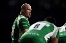 All Black Franks eager 'to work hard' as he sticks with relegated London Irish
