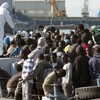 Remains of bodies from migrant boat that drowned 800 to be raised off Italy