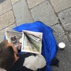 Helplessness, drug addiction and disbelief: An evening on a soup run for the homeless