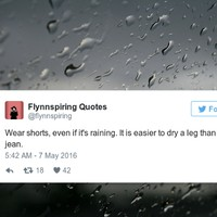 This Irish comedian's inspiring quotes are just perfectly sarcastic
