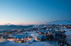 My best road trip: a solo adventure in Nord-Norge during the Polar night