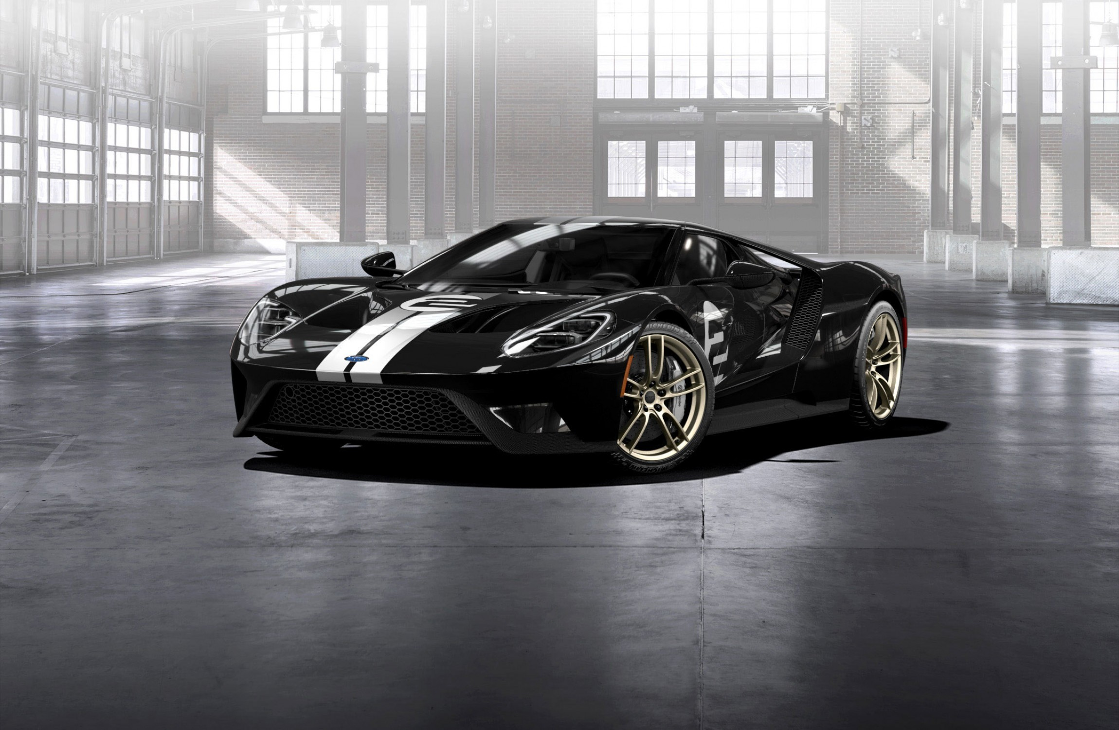 Think The All New Ford Gt Cant Get Any Cooler Think Again