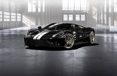 Think the all-new Ford GT can't get any cooler? Think again.