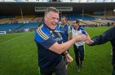 Tipp boss on the Cork celebrations, WhatsApp groups, the Gooch tripping over his laces
