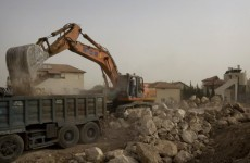 Israel back to building right after settlement freeze ends