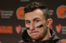 Johnny Manziel hit with 4-game ban for substance abuse