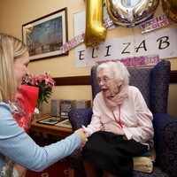 Fresh air, good food and a morning coffee: 106-year-old shares secrets to long and healthy life