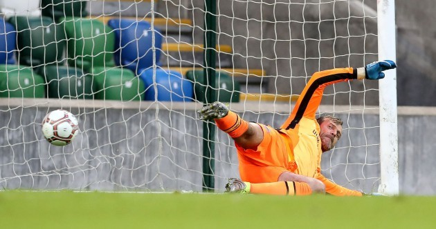Euro Vision: Cork City spoil Roy Carroll's Linfield debut with vital away win in Belfast