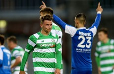 Shamrock Rovers suffer major European blow after Finnish side stun them in Tallaght