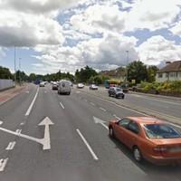Elderly man hit by a car on the Stillorgan Road