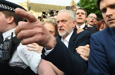 Jeremy Corbyn would win a second Labour leadership contest, according to polls