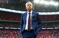 'I've been asked if I want the job and I've given my answer' - Pardew backs Wenger for England