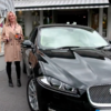 Kirsteen O'Sullivan test drives the Jaguar XF for DoneDeal