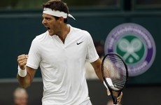 'I feel alive again' - Del Potro over the moon after dumping Wawrinka out of Wimbledon