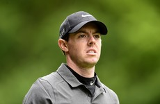 Magnificent McIlroy back in swing of things and takes share of lead in France