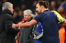 Mourinho on Zlatan deal: He's here to help us win titles!
