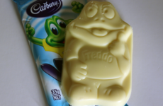 White Freddo bars are a real thing and they need to come to Ireland