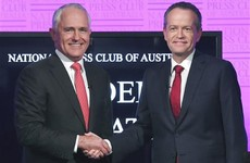 Election count underway in Australia with top parties neck and neck