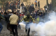 Video, photos: Egyptian military leader says election will go ahead as violence continues