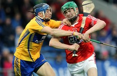 Here's the details for Monday morning's hurling qualifier draw