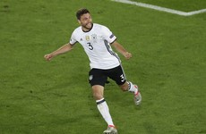 Germany advance to Euros semis after gruelling 120 minutes and 18 penalty kicks
