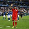 The legendary Gianluigi Buffon left the pitch in tears after Italy's dramatic shootout loss tonight