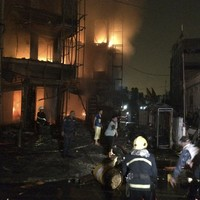 At least 119 people killed as bomb attacks rock Baghdad