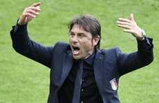 'No one supported me, it was Conte against everyone' - Italy coach hits out after Euro 2016 exit